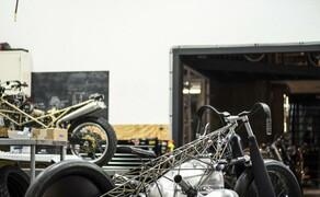 The Revival Birdcage - Custom Bike mit neuem BMW Boxermotor Bild 4