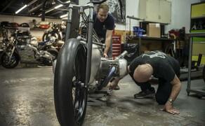 The Revival Birdcage - Custom Bike mit neuem BMW Boxermotor Bild 11