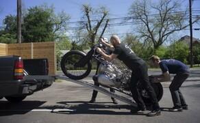 The Revival Birdcage - Custom Bike mit neuem BMW Boxermotor Bild 20