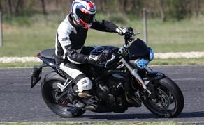 Trackdays 2019 Pannoniaring April - Tag 1 - Grüne Gruppe Bild 19