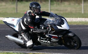 Trackdays 2019 Pannoniaring April - Tag 1 - Gelbe Gruppe Bild 2