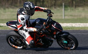 Trackdays 2019 Pannoniaring April - Tag 1 - Gelbe Gruppe Bild 17