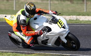 Trackdays 2019 Pannoniaring April - Tag 1 - Rote Gruppe Bild 4