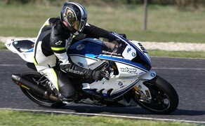 Trackdays 2019 Pannoniaring April - Tag 1 - Rote Gruppe Bild 5