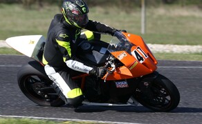 Trackdays 2019 Pannoniaring April - Tag 1 - Rote Gruppe Bild 8