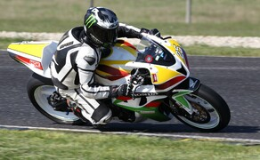 Trackdays 2019 Pannoniaring April - Tag 1 - Rote Gruppe Bild 15