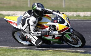 Trackdays 2019 Pannoniaring April - Tag 1 - Rote Gruppe Bild 16