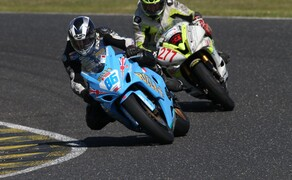 Trackdays 2019 Pannoniaring April - Tag 2 - Rote Gruppe Bild 3