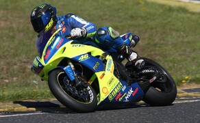 Trackdays 2019 Pannoniaring April - Tag 2 - Rote Gruppe Bild 12