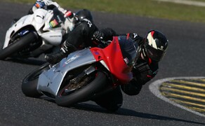 Trackdays 2019 Pannoniaring April - Tag 2 - Rote Gruppe Bild 17