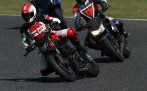 Trackdays 2019 Pannoniaring April - Tag 2 - Blaue Gruppe Bild 1