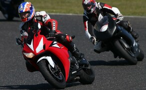 Trackdays 2019 Pannoniaring April - Tag 2 - Blaue Gruppe Bild 3