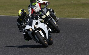 Trackdays 2019 Pannoniaring April - Tag 2 - Blaue Gruppe Bild 20