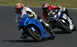 Trackdays 2019 Pannoniaring April - Tag 2 - Gelbe Gruppe Bild 14