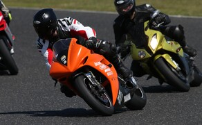 Trackdays 2019 Pannoniaring April - Tag 2 - Gelbe Gruppe Bild 17
