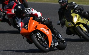 Trackdays 2019 Pannoniaring April - Tag 2 - Gelbe Gruppe Bild 18