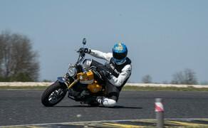 Honda Monkey auf der Rennstrecke! Kneedown am Pannoniaring! Bild 5