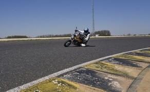 """Honda Monkey auf der Rennstrecke! Kneedown am Pannoniaring! Bild 10 Foto: Peter Burgstaller - <a href=""""http://www.peterburgstaller.at/"""">www.peterburgstaller.at</a>"""