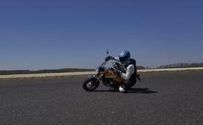 """Honda Monkey auf der Rennstrecke! Kneedown am Pannoniaring! Bild 12 Foto: Peter Burgstaller - <a href=""""http://www.peterburgstaller.at/"""">www.peterburgstaller.at</a>"""