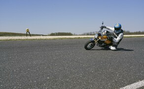 """Honda Monkey auf der Rennstrecke! Kneedown am Pannoniaring! Bild 15 Foto: Peter Burgstaller - <a href=""""http://www.peterburgstaller.at/"""">www.peterburgstaller.at</a>"""