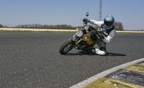 """Honda Monkey auf der Rennstrecke! Kneedown am Pannoniaring! Bild 18 Foto: Peter Burgstaller - <a href=""""http://www.peterburgstaller.at/"""">www.peterburgstaller.at</a>"""
