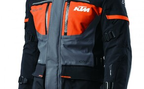 Die neue KTM POWERWEAR STREET COLLECTION 2019 ist da! Bild 6 ELEMENTAL GTX TECHAIR JACKE