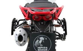 Hepco&Becker Zubehör für die Moto Guzzi V85 TT Bild 9 C-Bow Halter - Preis: 189,95 €