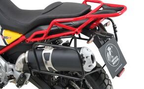 Hepco&Becker Zubehör für die Moto Guzzi V85 TT Bild 10 Kofferträger - Preis: 219,95 €