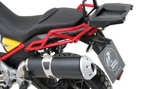 Hepco&Becker Zubehör für die Moto Guzzi V85 TT Bild 12 Alurack f. Originalbrücke - Preis: 149,95 €