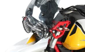 Hepco&Becker Zubehör für die Moto Guzzi V85 TT Bild 15 Lampenschutzgitter - Preis: 97,95 €