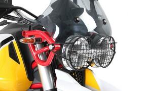 Hepco&Becker Zubehör für die Moto Guzzi V85 TT Bild 16 Lampenschutzgitter - Preis: 97,95 €
