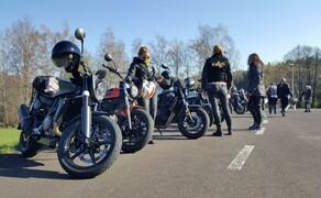 Women Riders World Relay - Austria Bild 2