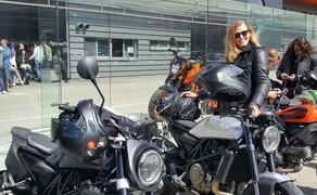 Women Riders World Relay - Austria Bild 4