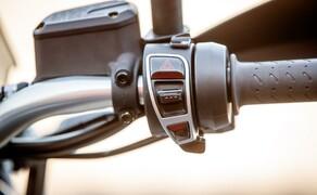 Reiseenduro Vergleichstest 2019: Moto Guzzi V85 TT Bild 9 Foto: Erwin Haiden, nyx.at