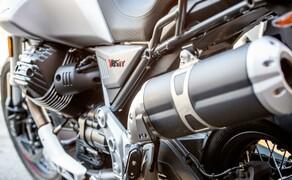 Reiseenduro Vergleichstest 2019: Moto Guzzi V85 TT Bild 10 Foto: Erwin Haiden, nyx.at