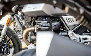 Reiseenduro Vergleichstest 2019: Moto Guzzi V85 TT Bild 12 Foto: Erwin Haiden, nyx.at