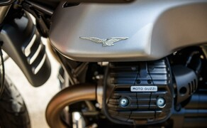 Reiseenduro Vergleichstest 2019: Moto Guzzi V85 TT Bild 16 Foto: Erwin Haiden, nyx.at
