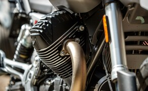 Reiseenduro Vergleichstest 2019: Moto Guzzi V85 TT Bild 17 Foto: Erwin Haiden, nyx.at