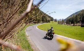 Reiseenduro Vergleichstest 2019: Moto Guzzi V85 TT Bild 19 Foto: Erwin Haiden, nyx.at