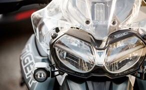 Reiseenduro Vergleichstest 2019 Triumph Tiger 800 XCA Bild 2 Foto: Erwin Haiden, nyx.at