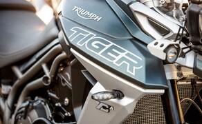 Reiseenduro Vergleichstest 2019 Triumph Tiger 800 XCA Bild 3 Foto: Erwin Haiden, nyx.at