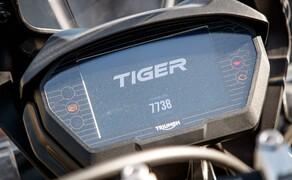 Reiseenduro Vergleichstest 2019 Triumph Tiger 800 XCA Bild 7 Foto: Erwin Haiden, nyx.at