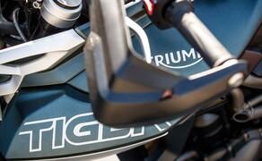 Reiseenduro Vergleichstest 2019 Triumph Tiger 800 XCA Bild 9 Foto: Erwin Haiden, nyx.at