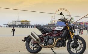 Indian FTR 1200 S 2019 Test in den USA Bild 2