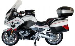BMW R1250RT Umbau & Motorradzubehör für die Saison 2019 Bild 3 Hornig BMW R1250RT Umbau