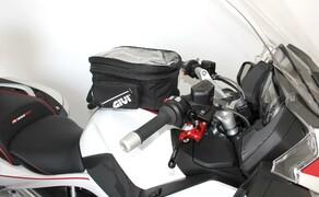BMW R1250RT Umbau & Motorradzubehör für die Saison 2019 Bild 9 Hornig BMW R1250RT Umbau