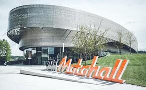 KTM Motohall Mattighofen  Bild 1
