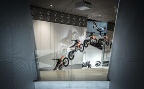 KTM Motohall Mattighofen  Bild 14