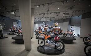 KTM Motohall Mattighofen  Bild 19