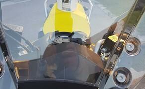 Screenix-Waschtücher in Aktion! Bis Ende Mai 2019! Bild 2 Das Motorrad nach der Reinigung